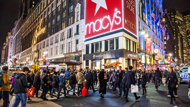 CNBC 'Halftime Report' Panel Says the Market Is Underpricing Macy's (M)