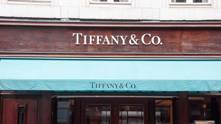 Tiffany Stock Drops Following Dismal 1Q Results