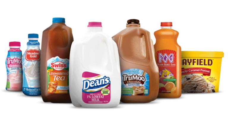 Dean Foods (DF) Stock Spikes Amid Takeover Speculation