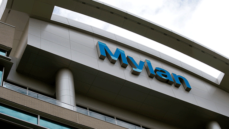 Mylan Stock Gains Following Barclays Upgrade