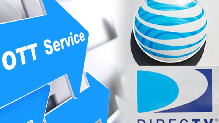 AT&T's DirecTV Now May Have a Cannibalization Problem