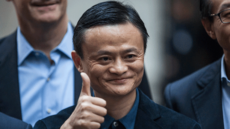 Alibaba, Tencent and Baidu's Earnings Show China's Internet Boom Isn't Slowing