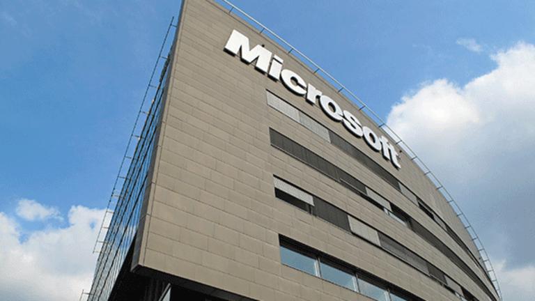 Microsoft (MSFT) Stock Up, Raising UK Enterprise Service Prices