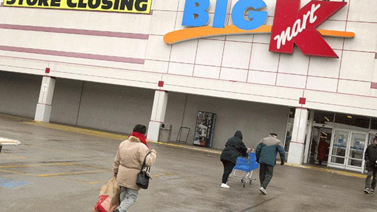 Moody's Slams Sears, Says Battered Kmart May No Longer Be Viable