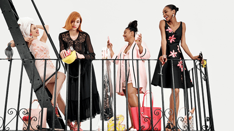Kate Spade Stock Explodes on Deal Potential -- Here's Who May Be Interested