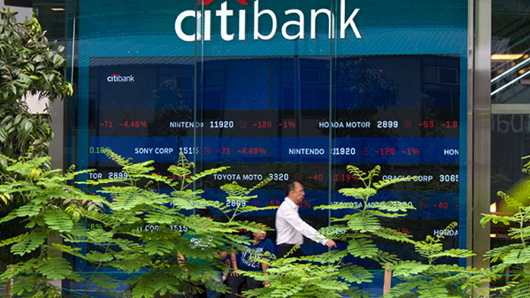 How to Trade Wednesday's Most Active Stocks -- Citigroup, Trina Solar, GDX and More