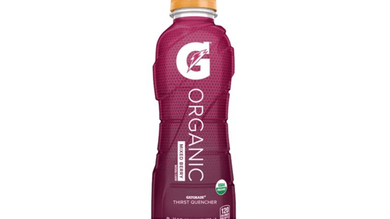 Pepsi Shakes Up Sports Drink Market By Finally Launching an Organic Gatorade