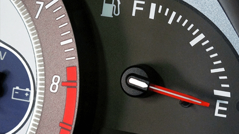 Market Gauges Warn That the Rally's Fuel Tank Is Empty