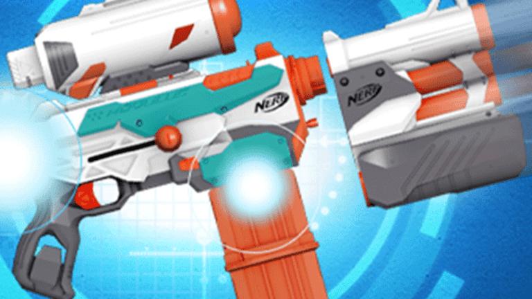 Nerf Guns and Troll Dolls Surge for Hasbro on 1990's Nostalgia