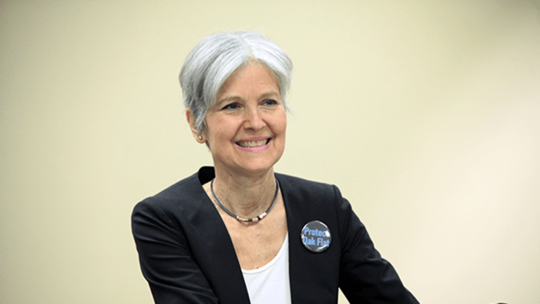 What Jill Stein Gets Out of Recounts: Your Email Addresses, Worth Millions
