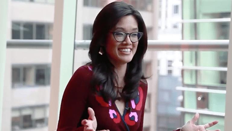 Bloomberg's Betty Liu: Anchor Turns Into Entrepreneur Via Radiate