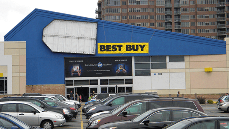 Best Buy Is Secretly Venturing Into the No-Frills Outlet Business