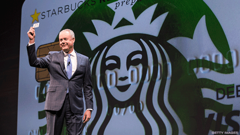 At Starbucks, Swan Song for Schultz, and What's Next for the Company