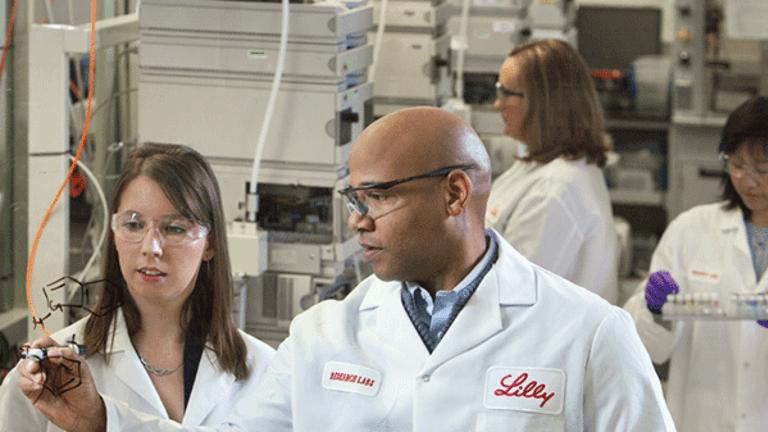 Jim Cramer -- Eli Lilly's Alzheimer Drug Failure Is a Major Disaster