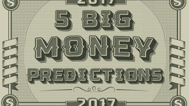 5 Big Money Predictions That Will Change Personal Finance in 2017