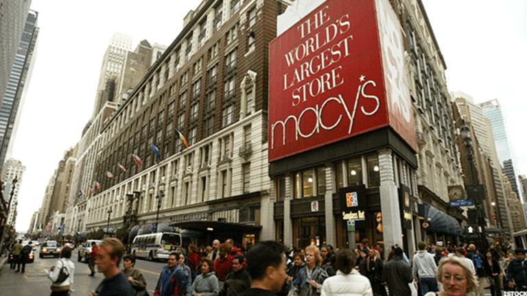 Macy's Is Becoming America's Flea Market in Amazon Fight