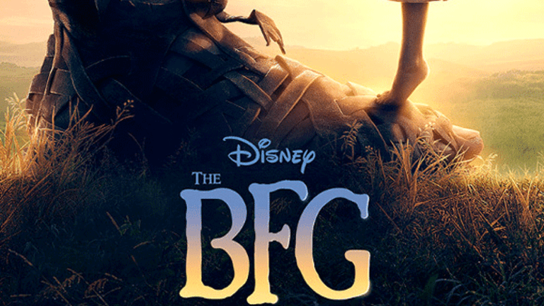 Disney's (DIS) 'The BFG' Film is a Box Office Flop