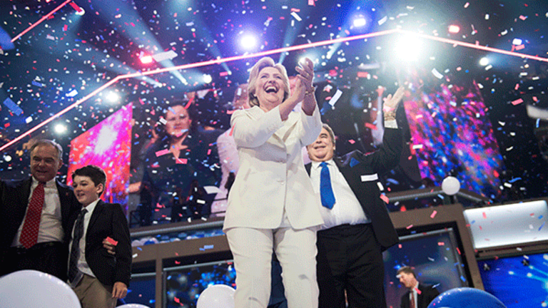3 ETFs That Are Likely to Soar Under a President Hillary Clinton