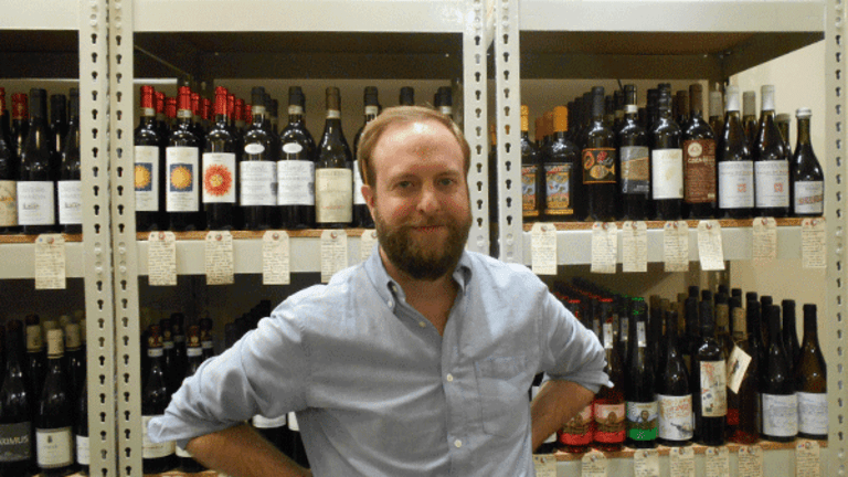 Wines--And Books About Wine--for Christmas From Hipster Williamsburg