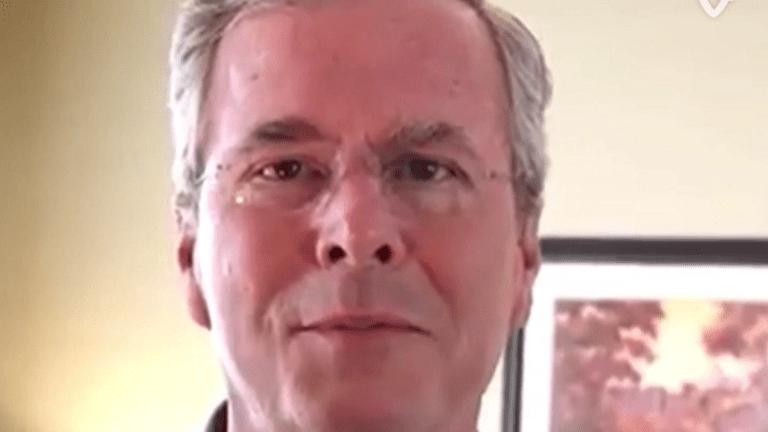 Farewell, Jeb Bush! Via Vine, We Knew Ye Well