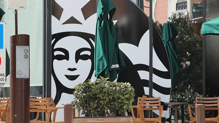 Starbucks May Have to Pull Back Before Closing the Gap