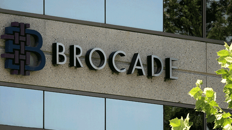 FTC Requires Firewall for Brocade Acquisition