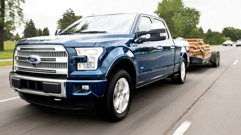 Ford Stock Could Be Headed South