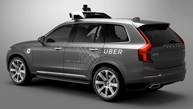 Uber and Volvo Join Forces for Driverless Car Project in Pittsburgh