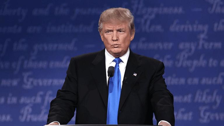 Defiant Trump Means GOP Leaders Must Jump Ship or Prepare for War