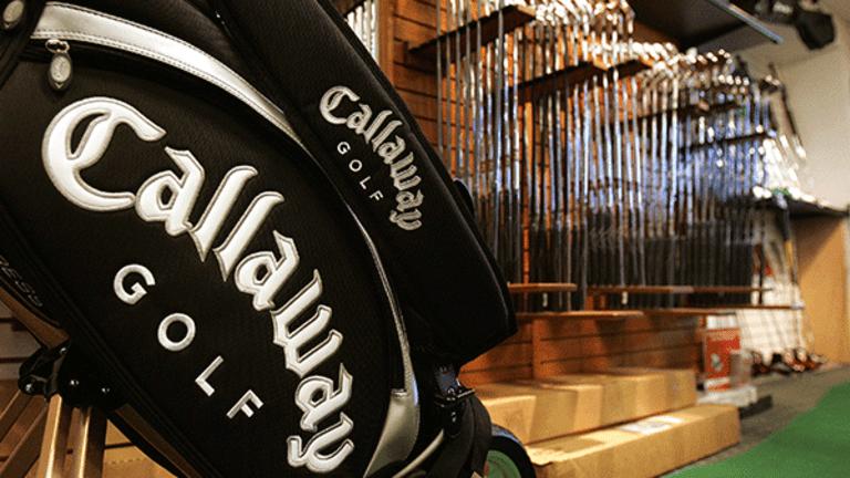 Callaway Golf (ELY) Stock Higher, Explores Poaching Nike Golf-Sponsored Athletes