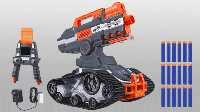 Hasbro's 3 New Nerf Toys Are Must Buys This Holiday Season