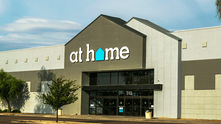 At Home Adding 20 Additional Stores per Year, CEO Bird Tells CNBC