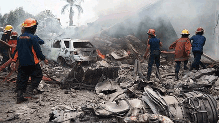 Colombian Plane Crash Among Largest Catastrophes for Journalists