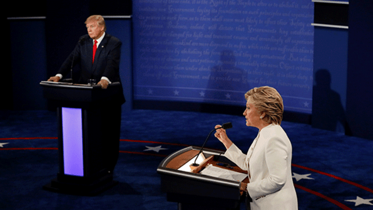 Steady as She Goes Clinton Beats Wildcard Trump, Economic Report Says