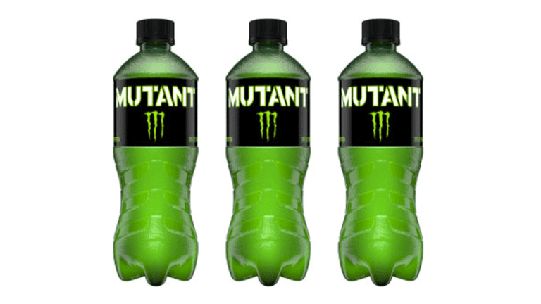 Monster Beverage Is Scary