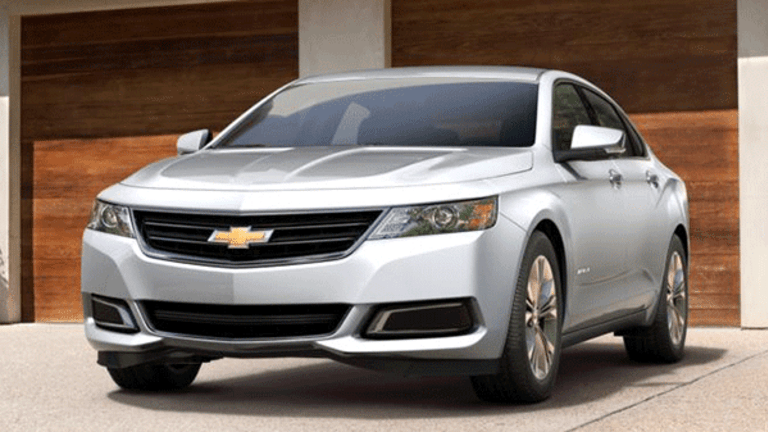 GM's Production Slowdown Speaks of Cooling Demand, Especially for Sedans