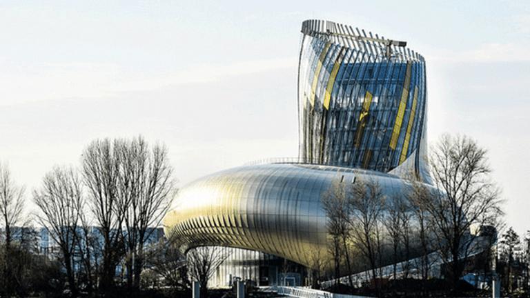 La Cité du Vin - The World's First Wine-Themed Amusement Park