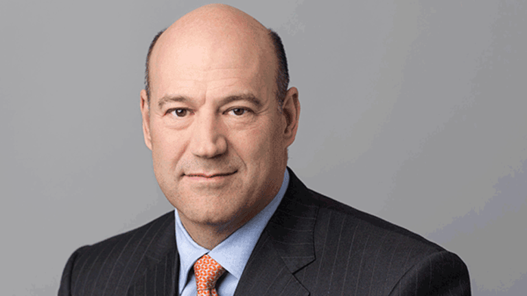 Could Gary Cohn Replace Janet Yellen?