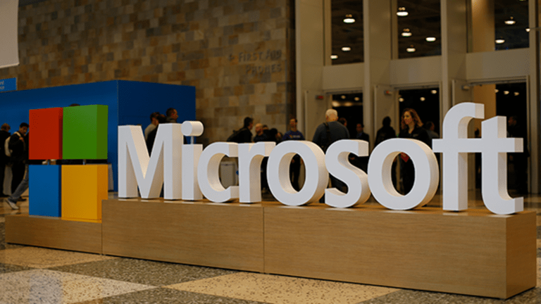Microsoft Has a Surging Business With a $50 Billion Sales Opportunity