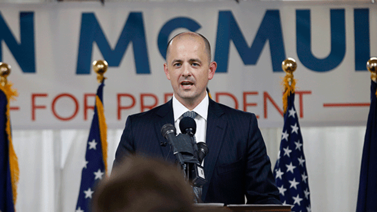 If #NeverTrump Candidate Evan McMullin Was President, Here's What Would Happen to the U.S. Economy