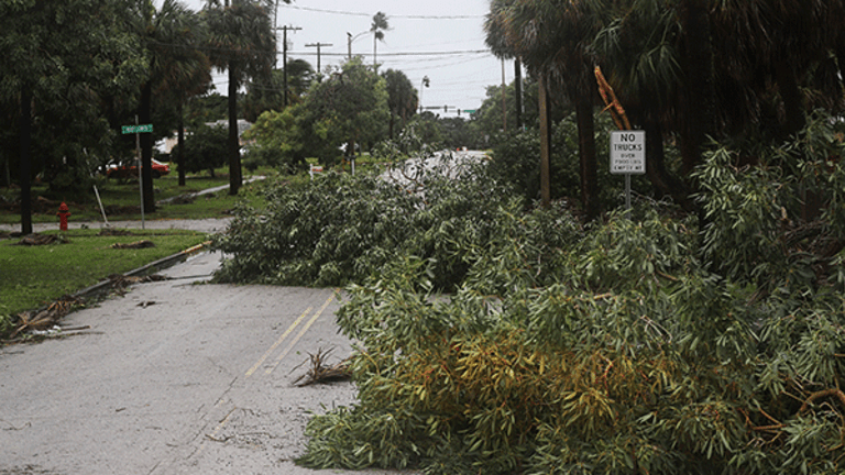 Hurricane Matthew May Have Just Put Massive Money in the Pocket of One Company