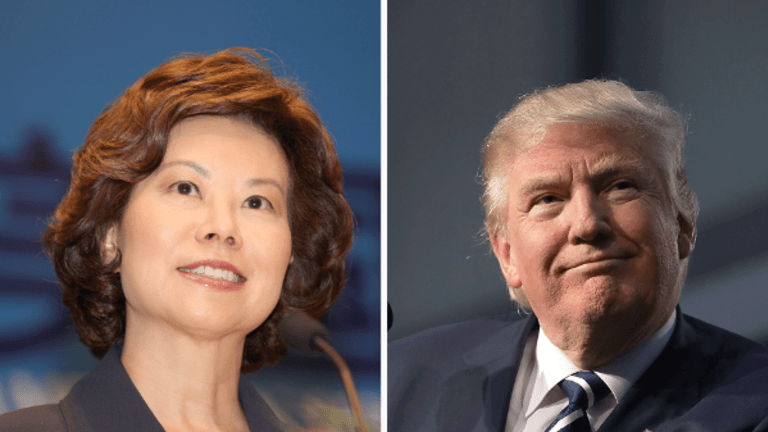 Wells Fargo Scandal May Cloud Chao's Move to Trump Cabinet Post