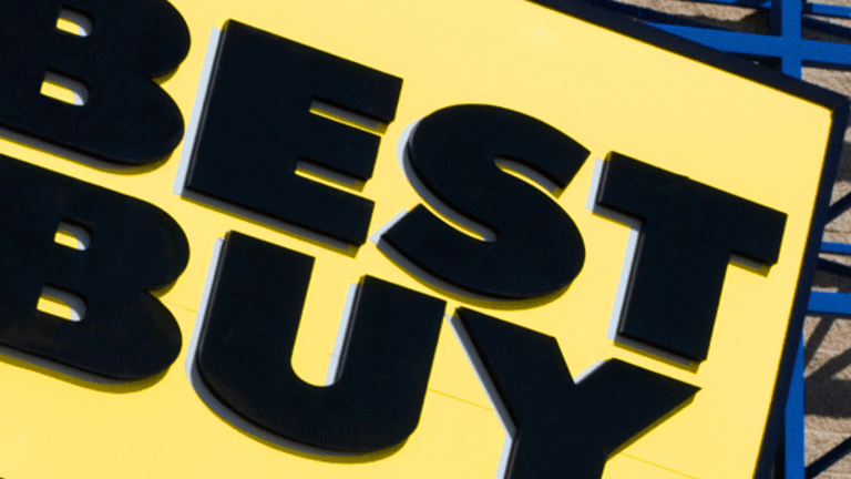 Best Buy (BBY) CEO Hubert Joly Digging Stock Out of the Grave