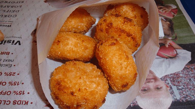OMG! Burger King Bringing Back Cheesy Tots to Ignite Slowing Sales