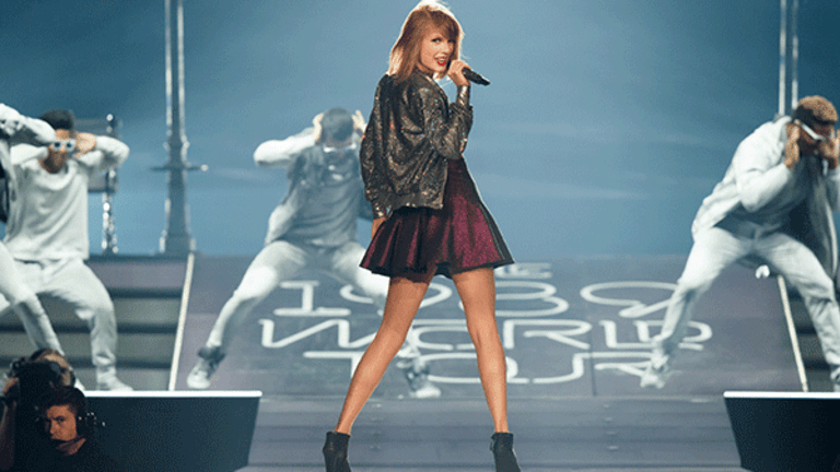 Taylor Swift Just Caused One of the Biggest Changes Ever to the UPS Truck