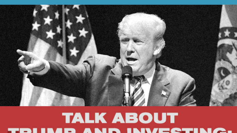 You're Invited: Talk About Donald Trump and Your Investments