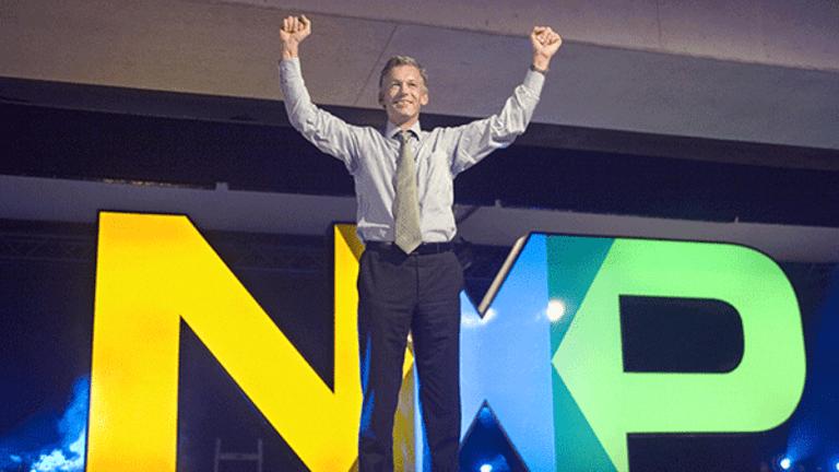 NXPI, WBA, DOW: Jim Cramer's Views