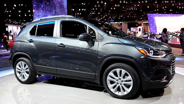 GM's Refurbished Chevy Trax Subcompact Motors Into a Crowded Field
