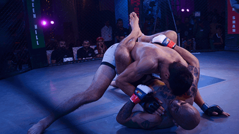 Fight's Just Starting After Mixed Martial Arts Promoter's IPO