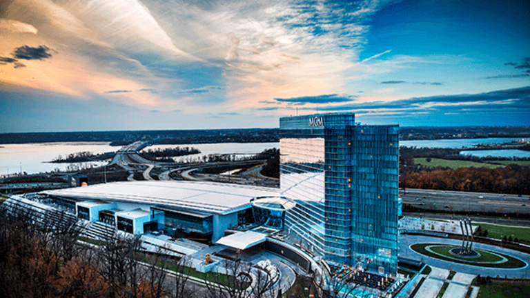 MGM National Harbor Emerges as Maryland's Top Casino